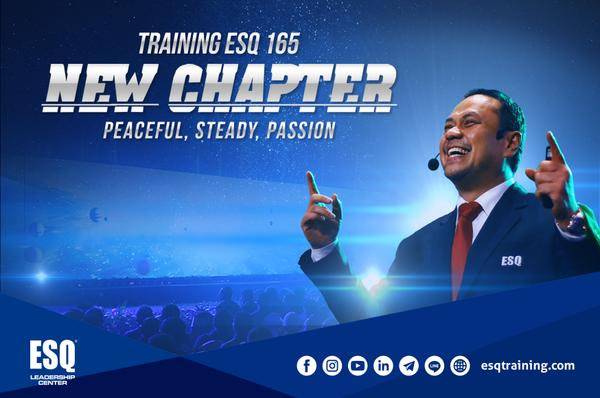 ESQ New Chapter, ESQ NC, ESQ Ary Ginanjar Agustian