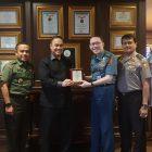 Kunjungan 3 Jenderal Dewan Ketahanan Nasional RI ke ESQ Group
