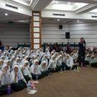 Training ESQ Character Building di SMP Islam Terpadu Insan Harapan Tangerang Selatan di Juli 2019
