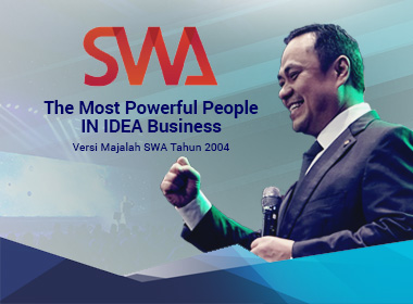 Ary-Ginanjar-The-Most-Powerfull-People, Training-Motivasi-Terbaik